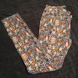 Kardashian Kollection colorful jeans.
